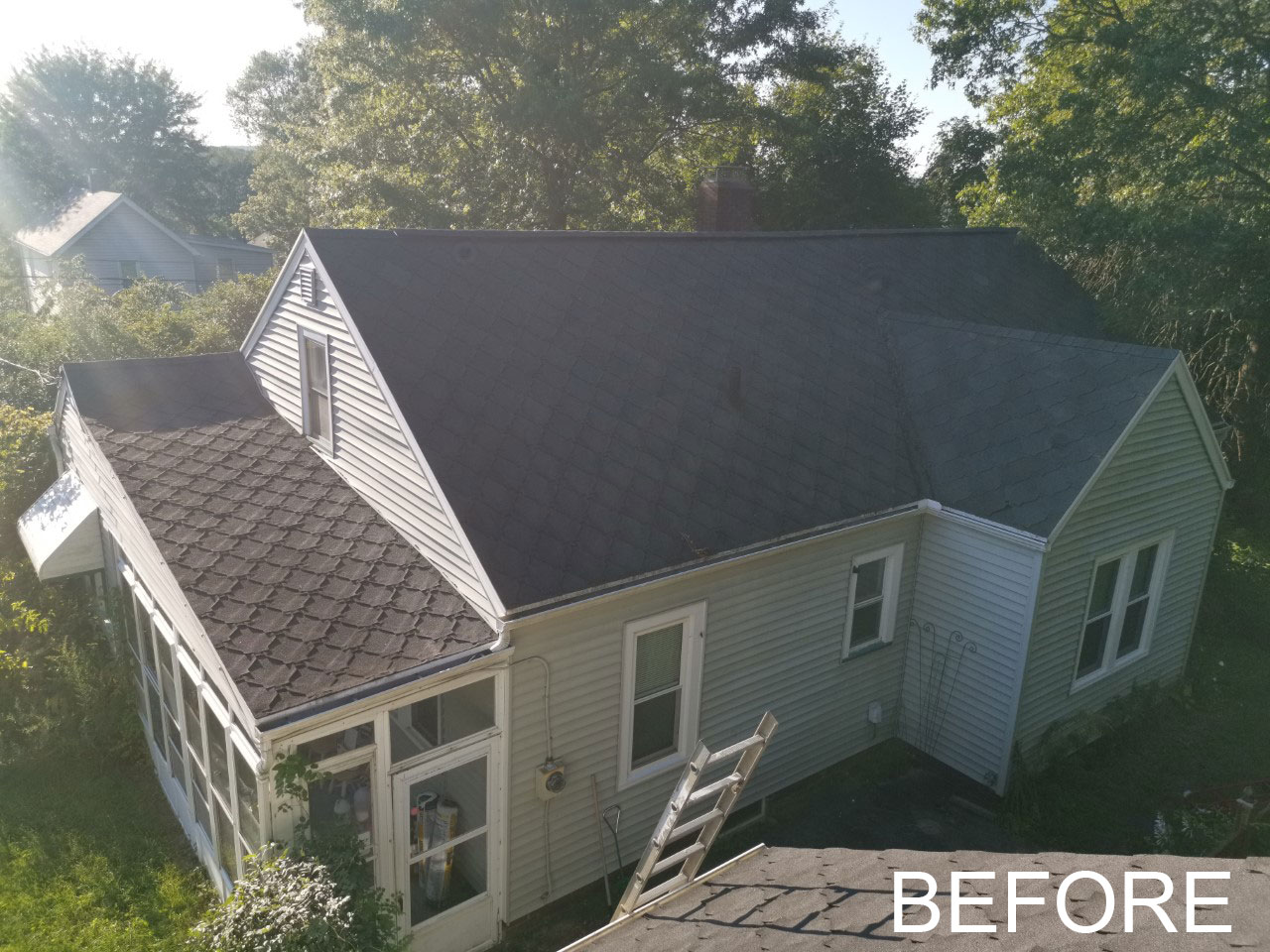 Change Out Your Old Roof